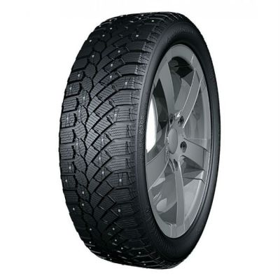 Зимняя шина Continental 225/65 R17 Contiicecontact 4X4 Hd 102T Шип 344735