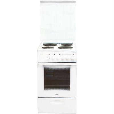 Электрическая плита Лысьва ЭП 402 М2С белая, стекл. крышка
