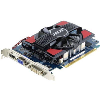 Видеокарта ASUS PCI-E nVidia GeForce GT 730 4096Mb 128bit DDR3 700/1100 DVIx1/HDMIx1/CRTx1/HDCP Ret GT730-4GD3