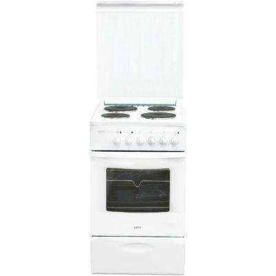 Электрическая плита Лысьва ЭП 403 М2С белая,стекл. крышка