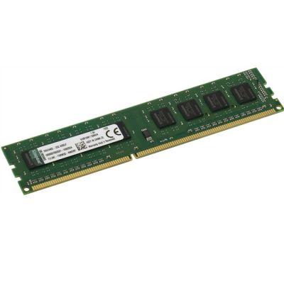 Оперативная память Kingston DDR3 1600 (PC 12800) DIMM 240 pin, 1x4 Гб, 1.5 В, CL 11 KVR16N11S8H/4