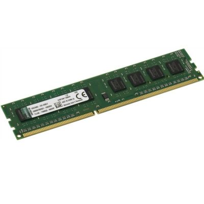 ����������� ������ Kingston DDR3 1600 (PC 12800) DIMM 240 pin, 1x4 ��, 1.5 �, CL 11 KVR16N11S8H/4