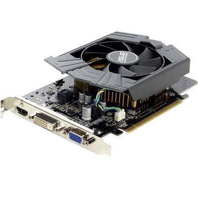 Видеокарта ASUS PCI-E nVidia GeForce GTX 750 2048Mb 128bit GDDR5 1059/5010/HDMIx1/CRTx1/HDCP Ret GTX750-PHOC-2GD5
