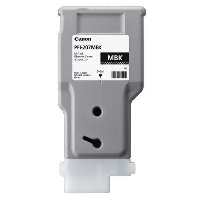Картридж Canon PFI-207 MBK Matte Black/Матовый Черный (8788B001)