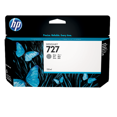Картридж HP 727 Gray/Серый (B3P24A)