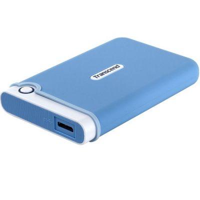 """Жесткий диск Transcend USB 3.0 1Tb 2.5"""" TS1TSJ25M3B"""