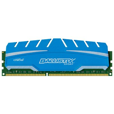 Оперативная память Crucial DDR3 4Gb 1866MHz RTL PC3-14900 DIMM 240-pin 1.5В BLS4G3D18ADS3CEU
