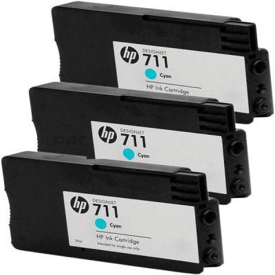 ��������� �������� HP ��������� HP 711 � �������� ��������� 29 ��, 3 ��. � �������� CZ134A