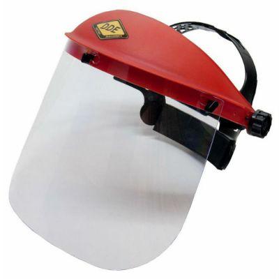 Щиток защитный DDE лицевой прозрачный 647-673