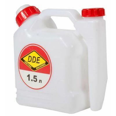 DDE Канистра для топливной смеси 1,5 л. с дозатором 647-703