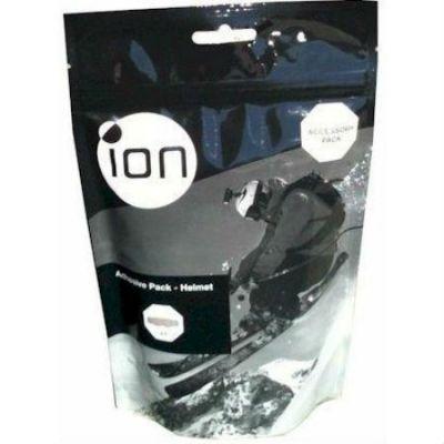 "ION Двусторонние ""липучки"" для крепления на шлем (3 шт) 5008"