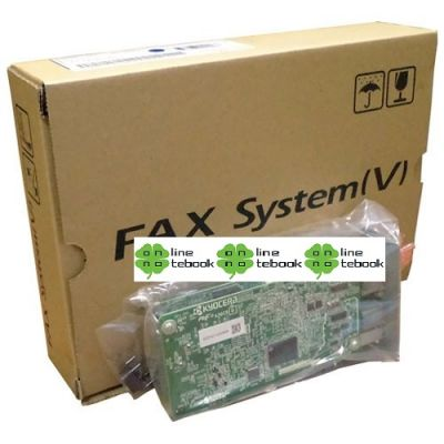 Опция устройства печати Kyocera Fax System (V) Плата факса (33.6Kbps) 1505JT3NL0