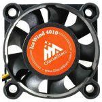 Вентилятор GlacialTech для корпуса IceWind 4010 40x40x10 3pin+4pin (molex) 26dB 25g BULK CF-4010GSD0AB0001