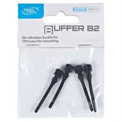 Deepcool Компонент системы охлаждения для корпуса 3g antivibration rubber-buckle set RTL BUFFERB2