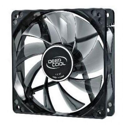 ���������� Deepcool ��������� 80x80x25 3pin 20dB 1800rpm 60g ������� LED WINDBLADE80