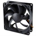 Вентилятор GlacialTech для корпуса GT-9225 Ballbearing 90x90x25 3 pin + 4 pin (molex) 24dB 90g BULK CF-9225SBD0AB0031