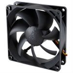 Вентилятор GlacialTech для корпуса GT-8025 Ballbearing 80x80x25 3pin+4pin (molex) 21dB 90g BULK CF-8025SBD0AB0031