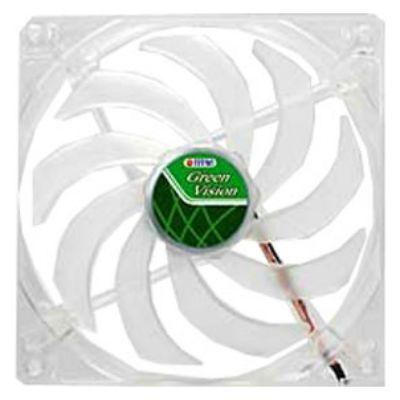 Вентилятор Titan для корпуса 140x140x25 3pin 15dB 140g extreme-silent RTL TFD-14025GT12Z/V2(RB)