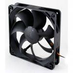 Вентилятор GlacialTech для корпуса GT12025-LWD0B Sleeve 120x120x25 4pin 15-30dB 125g BULK CF-1225WED0AB1031