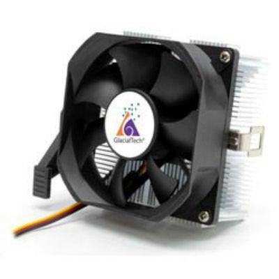 Кулер для процессора GlacialTech Igloo A360 PWM Soc-AMD/ 4pin 15-38dB Al 100W 270g скоба BULK CD-A360W000DBR001