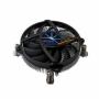 Кулер для процессора Titan Soc-1150/1155/1156/ 4pin 24-33dB Al 65W 245g винты low-profile RTL DC-155A915Z/RPW