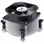 Кулер для процессора GlacialTech Igloo PWM Soc-1150/1155/1156/ 4pin 15-38dB Al 95W 380g клипсы BULK CD-1100WEP0DBR001