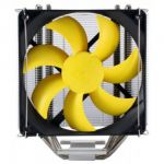 Кулер для процессора GlacialTech Igloo H46 Silent Soc-AMD/1150/1155/1156/ 3pin 18dB Al+Cu 120W 560g винты RTL CD-H460S000DCR001