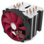 Кулер для процессора Deepcool Soc-AMD/1150/1155/1156/2011/ 4pin 12-31dB Al+Cu 250W 1079g винты ultra-silent RTL REDHAT