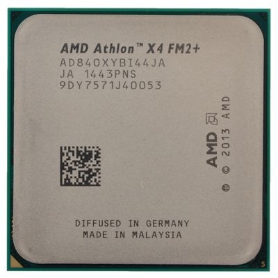 Процессор AMD Athlon II 840 Socket-FM2+ (3.1GHz/4Mb) OEM AD840XYBI44JA