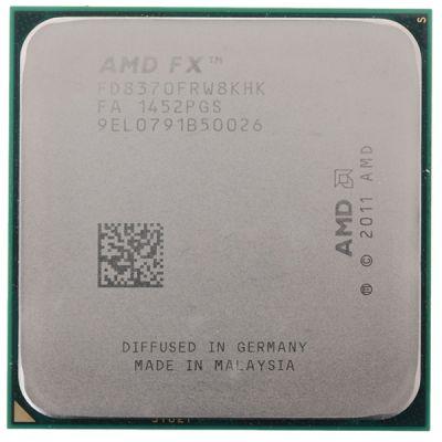 Процессор AMD FX 8370 Socket-AM3+ (4GHz/8Mb) OEM FD8370FRW8KHK