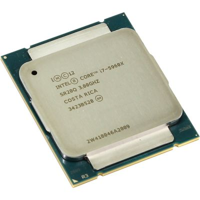 Процессор Intel Core i7-5960X 3.0 GHz / 8core / 2+20Mb / 140W / 5 GT / s LGA2011-3 OEM CM8064801547964SR20Q