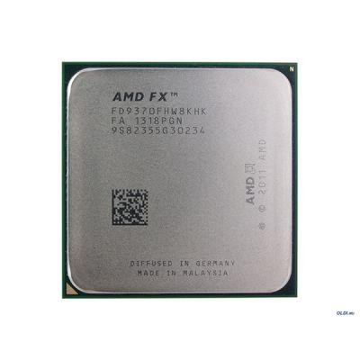 ��������� AMD X8 FX-9370 Socket-AM3+ (4.4/5200/8Mb) OEM FD9370FHW8KHK