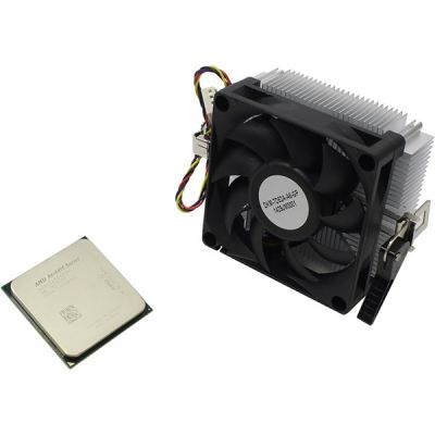 ��������� AMD A6 X2 6400K Socket-FM2 (3.9/5000/1Mb/Radeon HD 8470D) Black Edition Box AD640KOKHLBOX