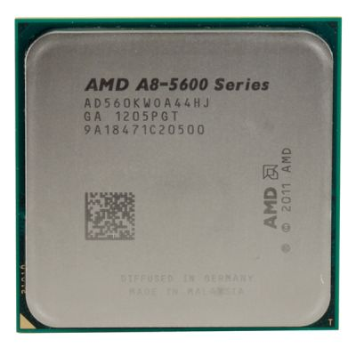 ��������� AMD A8 X4 5600K FM2 (3.6/4Mb/Radeon HD 7560) OEM AD560KWOA44HJ