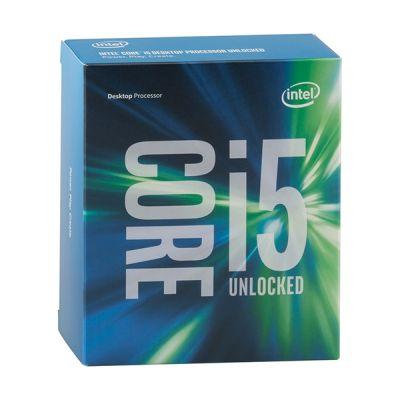 Процессор Intel Core i5 6600 Soc-1151 (3.3GHz/5000MHz) Box BX80662I56600 S R2BW