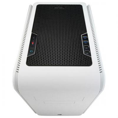 Корпус Aerocool DS Cube White (белый)