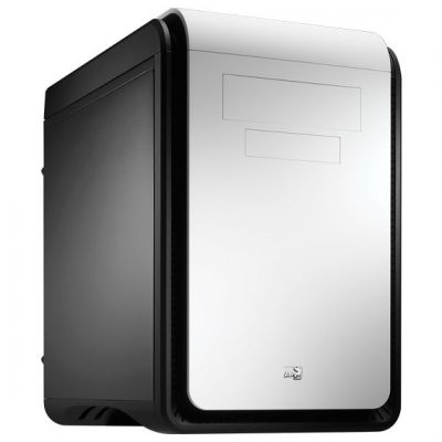 Корпус Aerocool DS Cube Black/white (черно-белый)