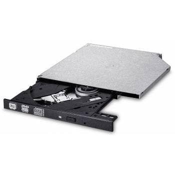 LG DVD-RW 9.5mm черный SATA slim внутренний oem GUB0N/GUD0N
