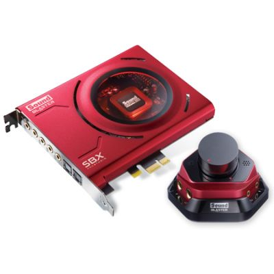 Звуковая карта Creative Sound Blaster ZX (SB1506) PCIE RTL 70SB150600001