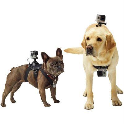 Крепление GoPro упряжка для собак ADOGM-001