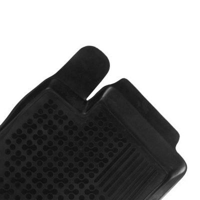 Sotra Коврики салона MB W166 M-Classe 2011-> 3D MAXTRAC (перед. 2 шт.) черные FR 64-00101