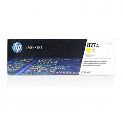 Картридж HP 827A Yellow/Желтый (CF302A)