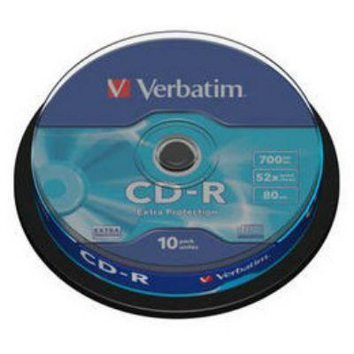 Диск Verbatim CD-R 43437