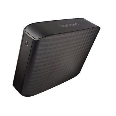 """Внешний жесткий диск Seagate (Samsung) Original USB 3.0 4Tb 3.5"""" черный STSHX-D401TDB"""