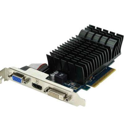 Видеокарта ASUS PCI-E nVidia GeForce GT 730 1024Mb 64bit DDR3 902/1800 DVIx1/HDMIx1/CRTx1/HDCP Ret GT730-SL-1GD3-BRK