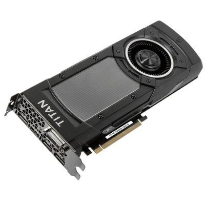Видеокарта ASUS nVidia GeForce GTX TITAN X 12288Mb 384bit GDDR5 1000/7010 DVIx1/HDMIx1/DPx3/HDCP Ret GTXTITANX-12GD5