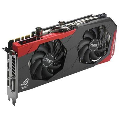 Видеокарта ASUS nVidia GeForce GTX 980TI 6144Mb 384bit GDDR5 1114/7010 DVIx1/HDMIx1/DPx3/HDCP Re POSEIDON-GTX980TI-P-6GD5