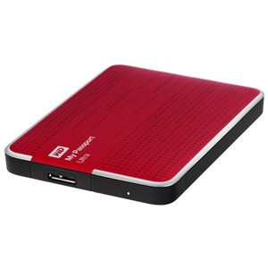 "������� ������� ���� Western Digital Original USB 3.0 2Tb My Passport Ultra (5400 ��/���) 2.5"" ������� WDBNFV0020BBY-EEUE"