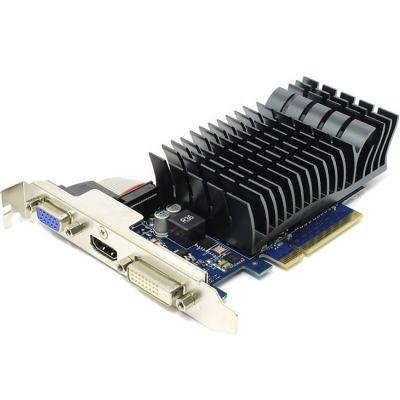 ���������� ASUS ���������� Asus PCI-E GT730-SL-2GD3-BRK nVidia GeForce GT 730 2048Mb 64bit GDDR3 902/1800 DVIx1/HDMIx1/CRTx1/HDCP Ret GT730-SL-2GD3-BRK
