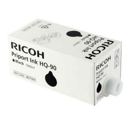 Чернила Ricoh HQ90 Black/Черный (817161)